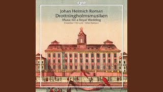 Uppsala Chamber Orchestra Roman: Music for A Royal Wedding Bilagers musiquen (Royal wedding music)