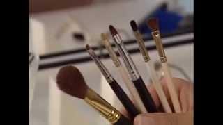 Секреты макияжа Инструменты и принадлежности Видео урок 1 Luhshe.Net
