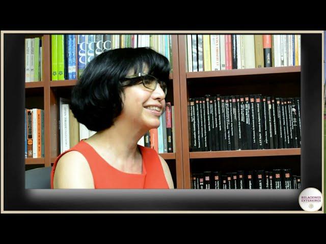 """Laura Ochoa: """"Las mujeres tienen grandes características para contribuir al comercio internacional"""""""