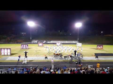 Deep Run HS 2017 Marching Wildcats-Powhatan Invitational