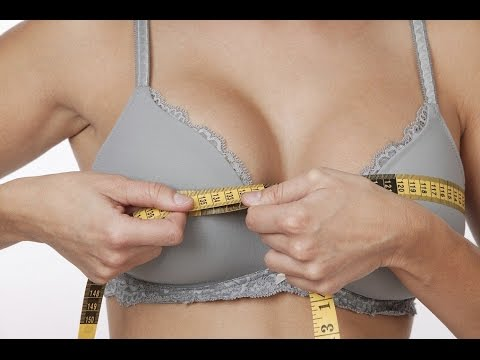How to Increase Breast Size Naturally in 2 Weeks - Enhance Breast Size at Home