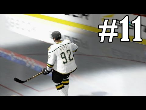 NHL 16 Be A Pro Part 11 (I Cursed Myself) [1080P HD]