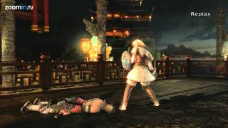 Soulcalibur 5 - Gameplay Highlights (HD 720p)