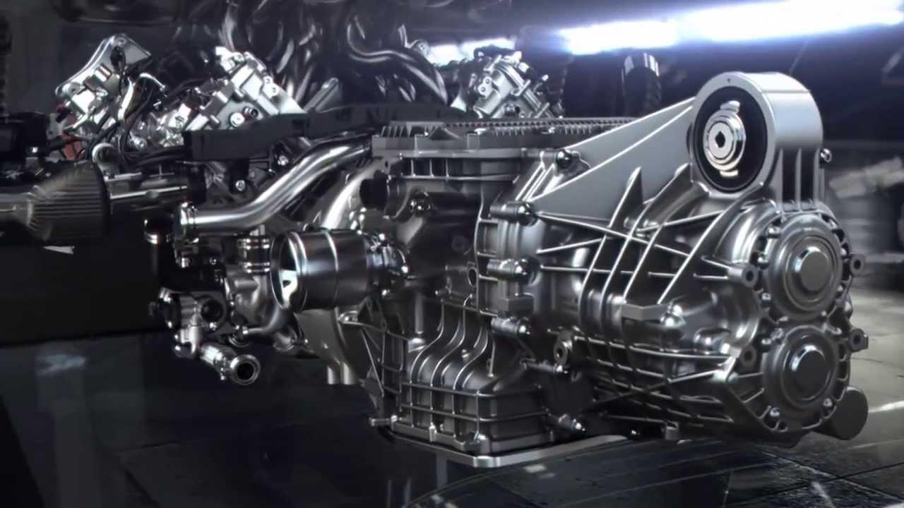 inside porsche 918 spyder engine technology youtube