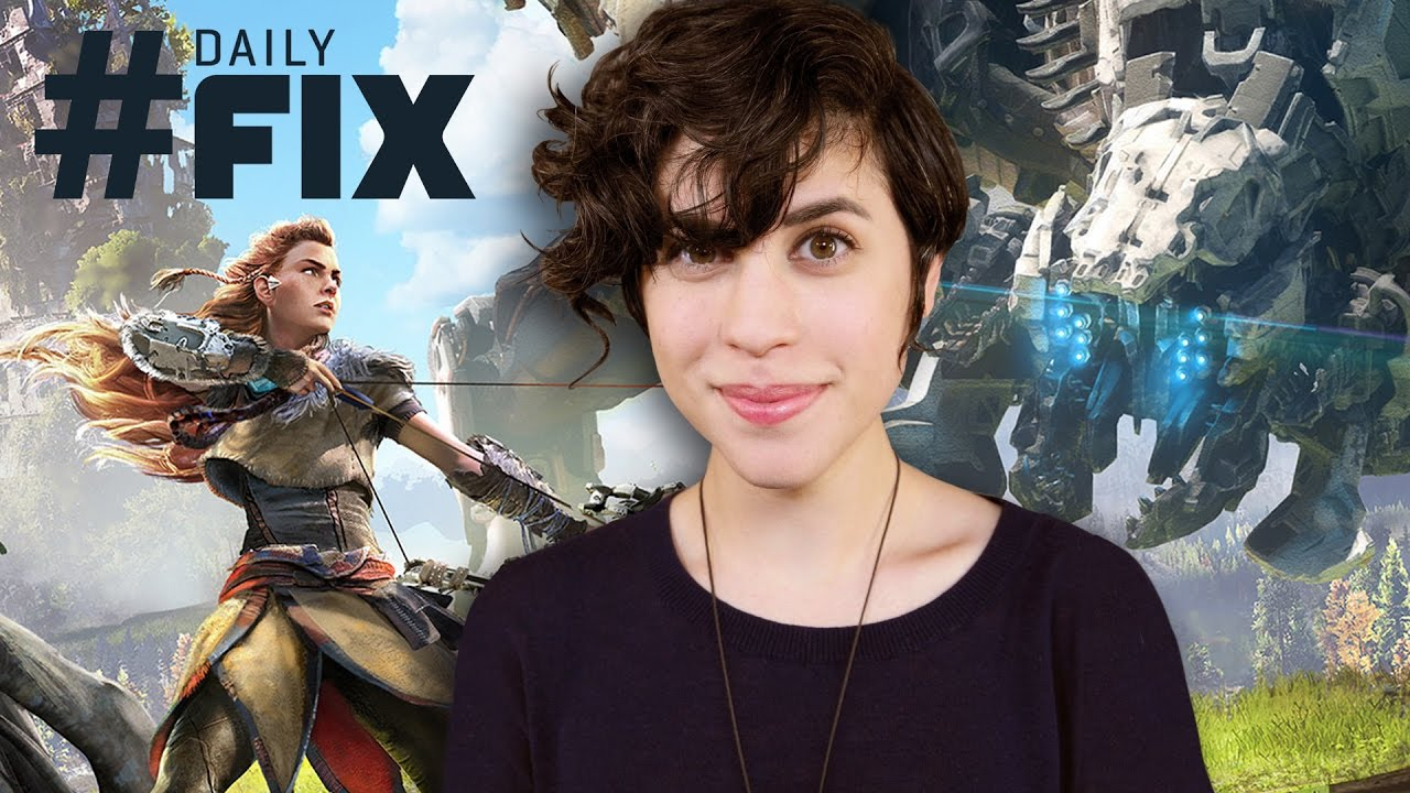 Ashly Burch Is The Voice Actor Of Aloy Playstationtrophies Org