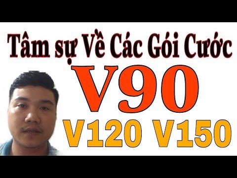 Tâm Sự Về Các Gói Cước 4G Của Viettel V90 V120 V150