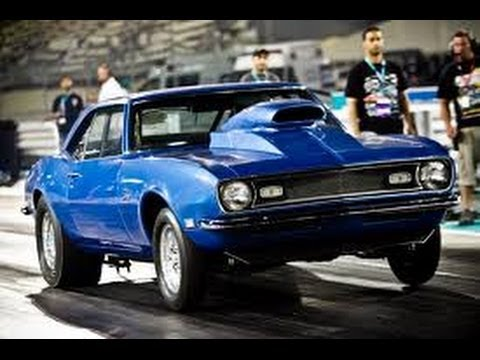 Best Of Muscle Car Onboard Drag Racing Pure Sound Super Stock