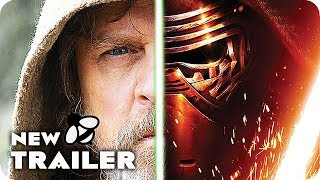 Star Wars Episode 1-8 All Trailers (1977-2017) All Star Wars Trailers