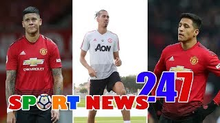 Manchester United injuries: Latest on Smalling, Sanchez and Rojo