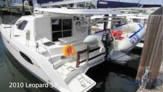 2010 38' Robertson & Caine Leopard 38 Catamaran
