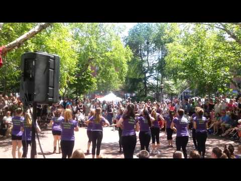Jock Jam | Choreo by Chelsea Anderson | PYD at old port fest 2014