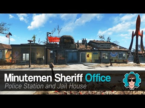 Fallout 4: Minutemen Sheriff Office