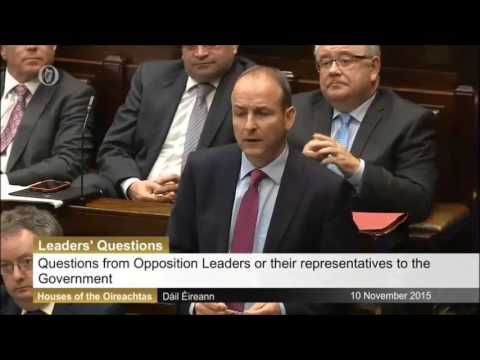 Taoiseach stonewalls questions on IBRC