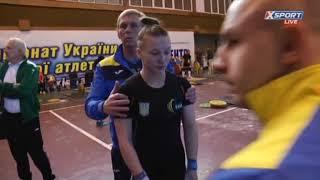 Николай Колтаков комментирует на канале XSPORT ЧУ по тяжелой атлетике