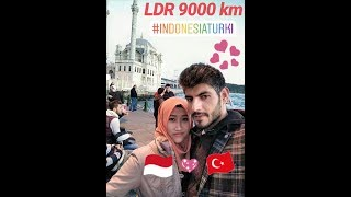 FIRST MEET WITH TURKISH BOYFRIEND | LDR INDONESIA-TURKI | FULL TRAVEL TO ISTANBUL