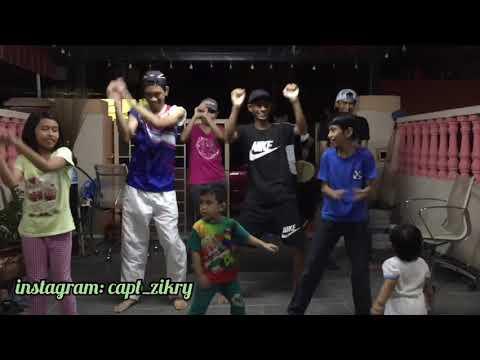 Panama Dance - Ali and Jun's Family