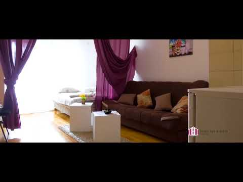 Union Apartments Podgorica - Flat Rental in Podgorica, Monte