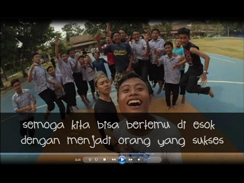 Film Perpisahan Romantis Sekolah SMA A. Wahid Hasyim Jombang XII A1 (13 - 16)