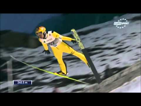 Top 10 Amazing Ski Jumps