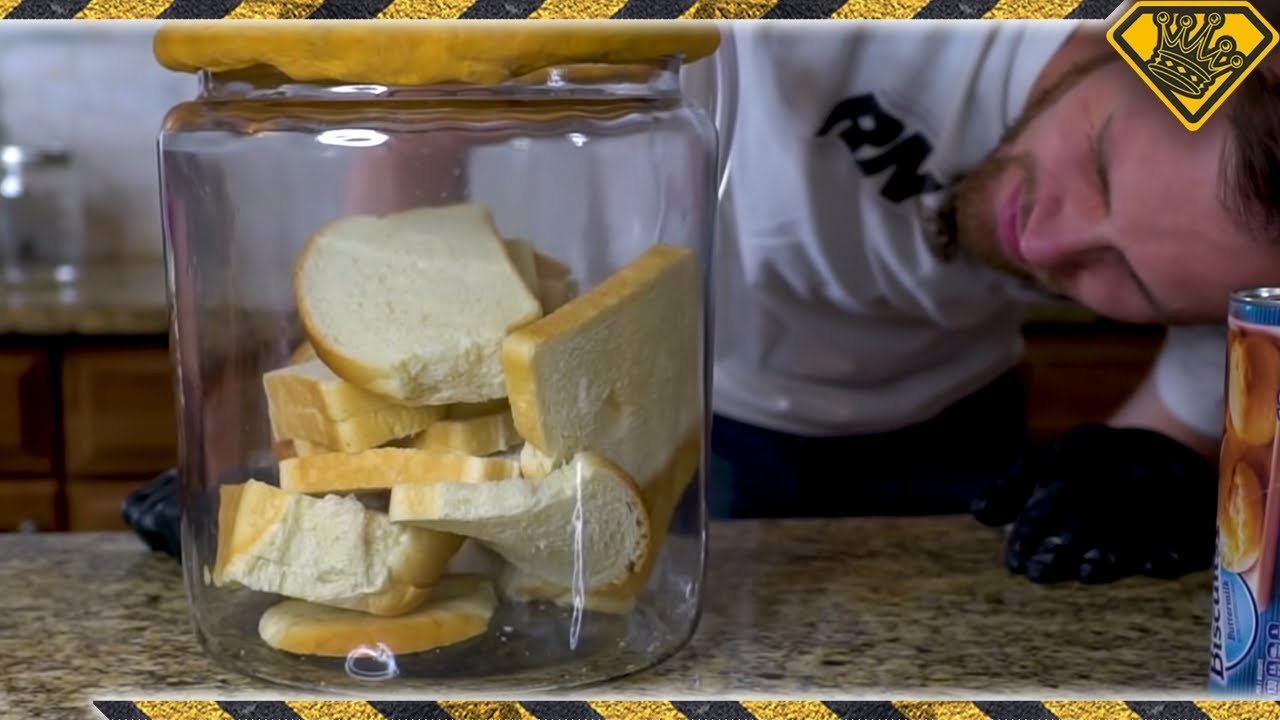 What Does Vacuum Chamber Baked Bread Taste Like?