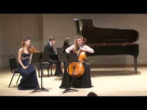 2017 Senior Final Chamber Concert I | Concert de musique de chambre niveau supérieur I