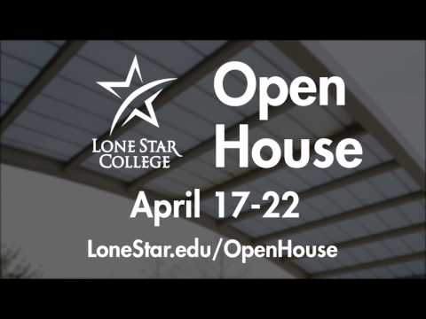 2017 Lone Star College Open House (15 Seconds)