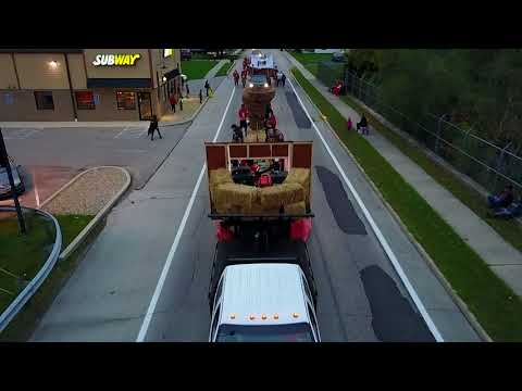 2017 National Trail High School Homecoming Parade
