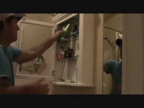 installing bathroom cabinets tips when installing a bathroom medicine cabinet 17894
