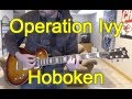 watch he video of Operation Ivy - Hoboken (Guitar Tab + Cover)