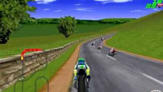 Moto Racer (1997) - Superbike courses