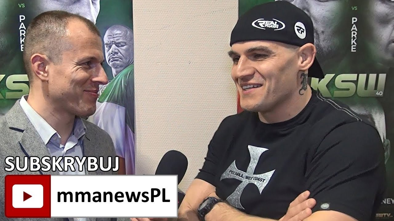KSW 40: Michał Fijałka o emocjonalnym podejściu do MMA