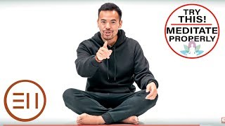 The Shocking Truth about Meditation | Most People Get This Wrong!!