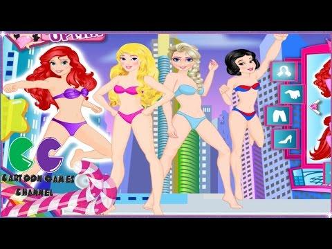 Juegos De Vestir Gratis Princesa Héroe Superteam Princesa