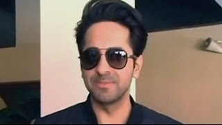 My father drove me out of the house so I could look for jobs: Ayushmann Khurrana