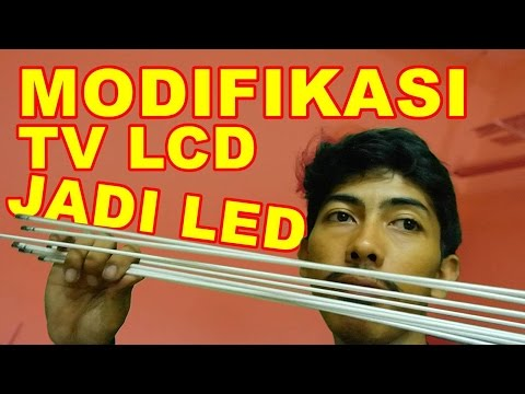#VLOG6 Modifikasi TV LCD Jadi TV LED - Duwi Arsana thumbnail