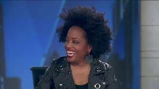 Rhonda Ross on growing up with mom Diana Ross,  journey to pregnancy, parents' special bond