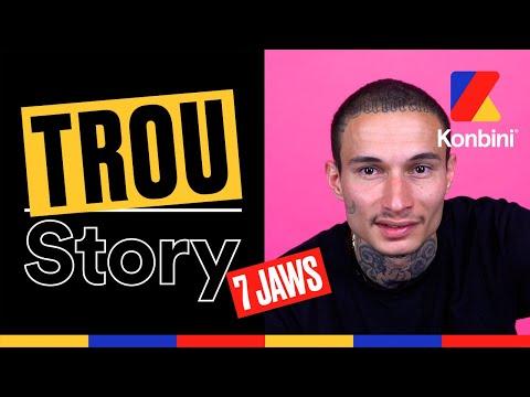 Youtube: 7 Jaws:«Dans la scène actuelle je voudrais collaborer avec JuL» l Trou Story l Konbini