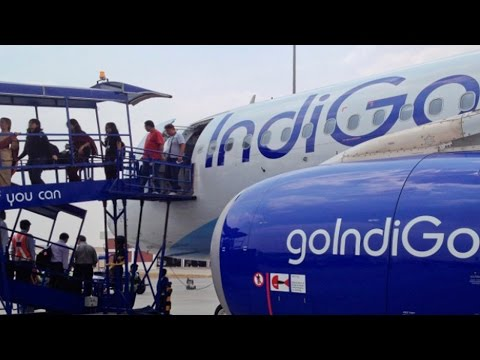 Top 10 Best Airlines In India 2016 || Pastimers