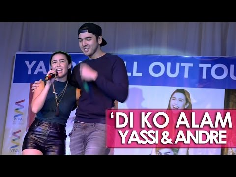 Yassi Pressman & Andre Paras — 'Di Ko Alam | LIVE Performance