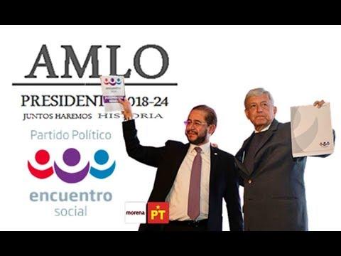 PARTIDO ENCUENTRO SOCIAL / SPOT RADIO
