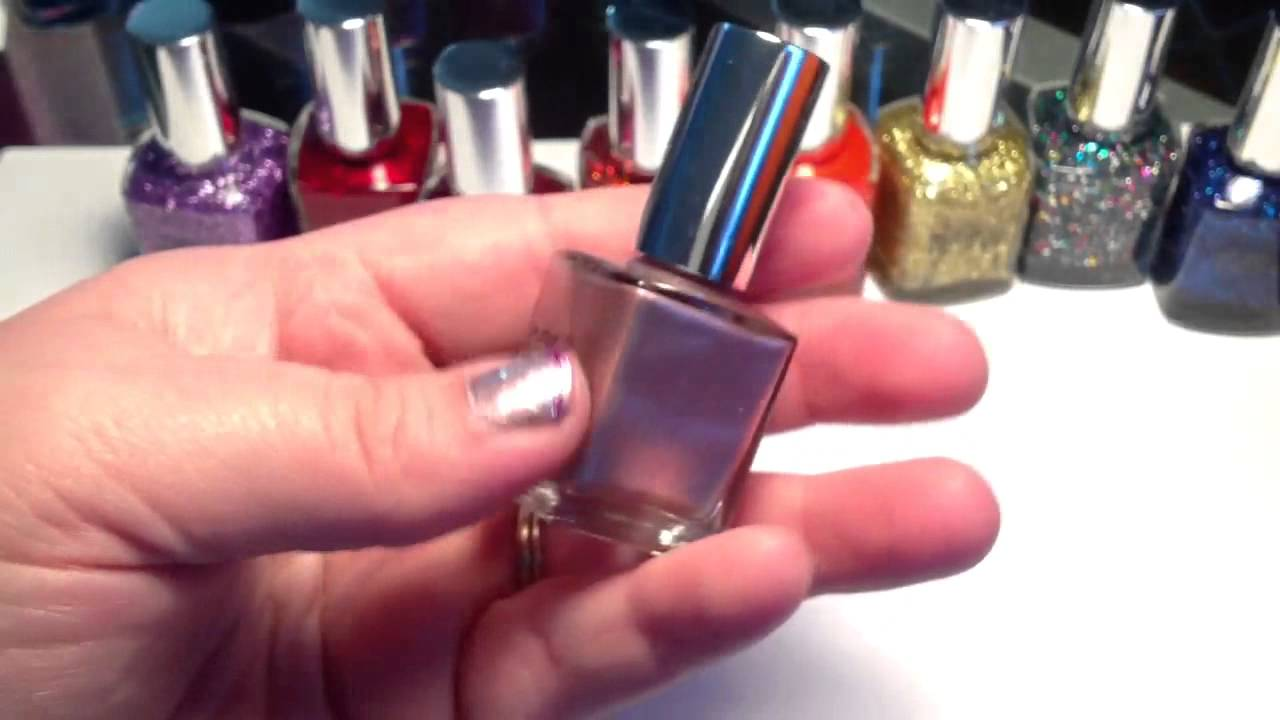 Nail polish haul Pure Ice Walmart - YouTube