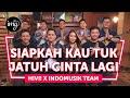 SIAPKAH KAU TUK JATUH CINTA LAGI (LIVE PERFORM) - Ft. HiVi!