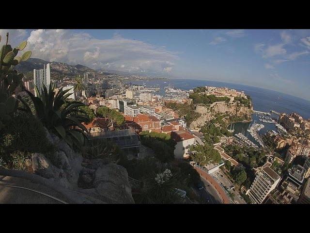 Монако уходит в море - life