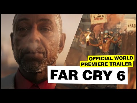 Far Cry 6 Official World Premiere Trailer Youtube