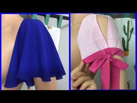 ✅ Sewing Tips for easier Sleeve Finishing/Simple Sleeve Designs