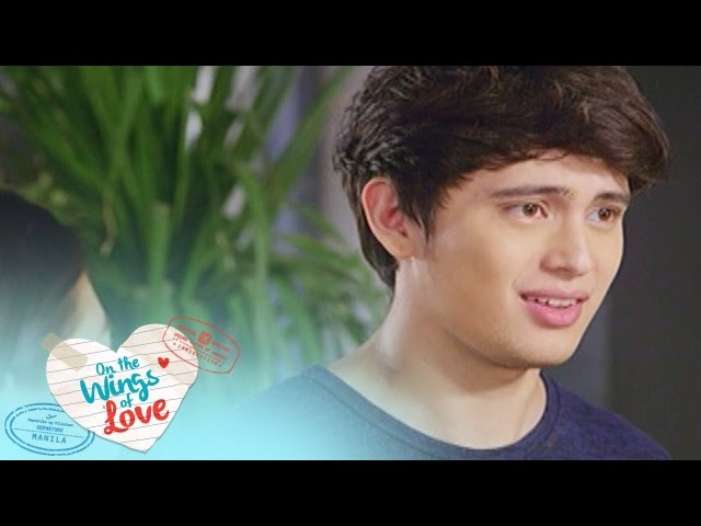 On The Wings Of Love: Clark gets insecure