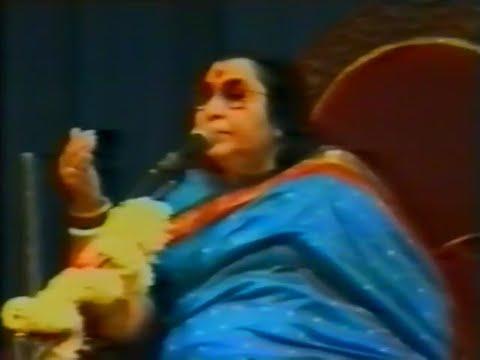 1992-0322 Birthday Felicitation Program, Siri Fort Auditorium, New Delhi, India, DP-RAW