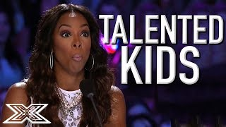 Baixar AMAZING Kid Auditions on The X Factor Australia and USA | X Factor Global