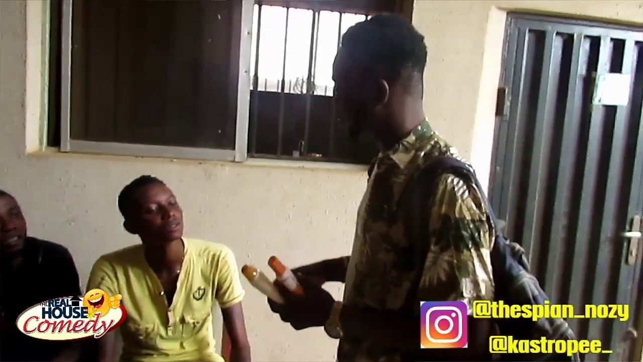 Download The Bleaching Cream (Real House Of Comedy) (Nigerian Comedy)