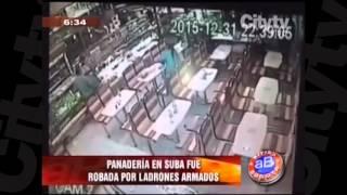 Panadería robada en Suba   CityTv   Arriba Bogotá   enero 7